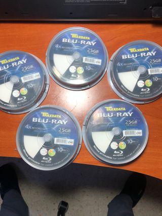 DVD blu-Ray una buena marca y printables