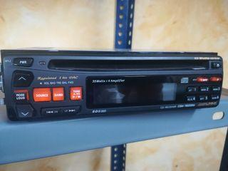 radio cd alpine