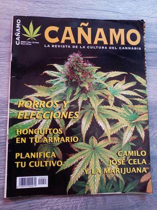 Revistas de Cáñamo