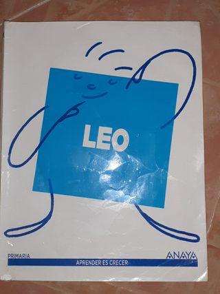 Libro Leo De Anaya