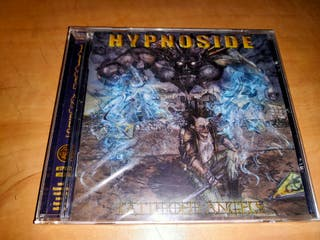 HYPNOSIDE CD SPANISH HEAVY 2014 -AVALANCH