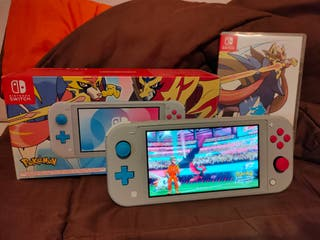 Nintendo Switch Lite limitada.