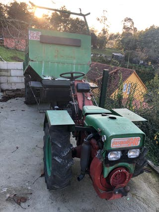 Chimpin tractor Pascuali
