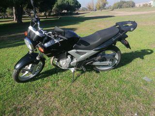 Honda cbf250 moto barata cambio