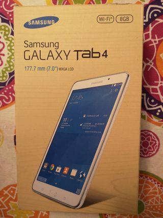 """Tablet Samsung Galaxy Tab 4 de 7"""""""