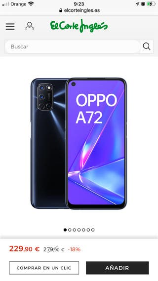 Oppo A72 2020