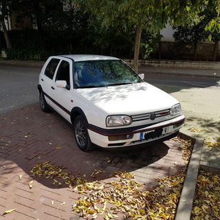 Volkswagen Golf Gti 20th aniversario