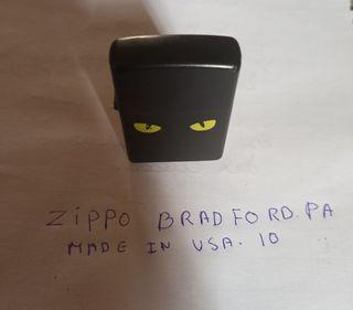 zippo, bradford. pa.
