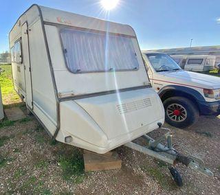 Caravana Adria 380 (-750kg)