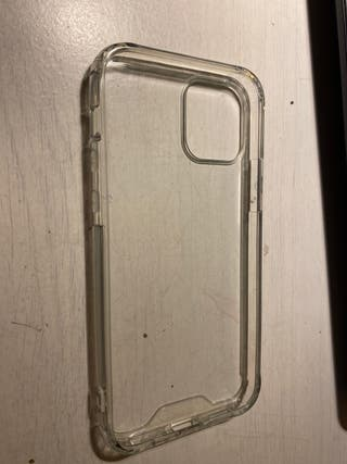 Funda Transparente Iphone 12