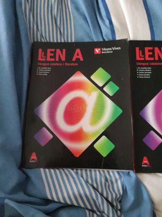 Libros 2o bachillerato catalan
