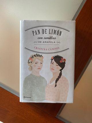 PAN DE LIMÓN CON SEMILLAS DE AMAPOLA C. Campos
