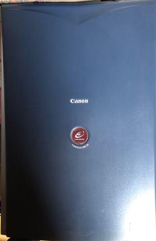 Escáner Canon Lide20