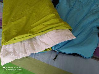Funda saco nórdico ajustable cuna
