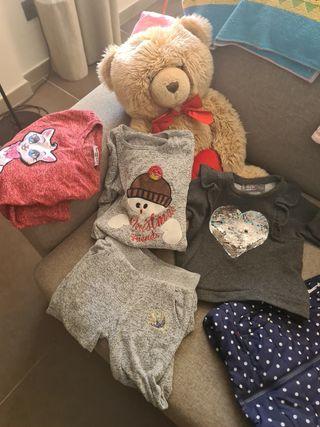 ropa niña 4-6 años