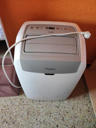 aire acondicionado y calefacción Whirlpool