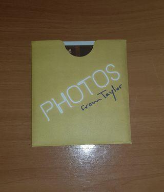 Fotos polaroid Taylor Swift 1989