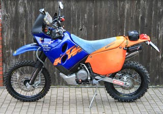Despiece repuestos KTM LC4 640 Adventure Rally