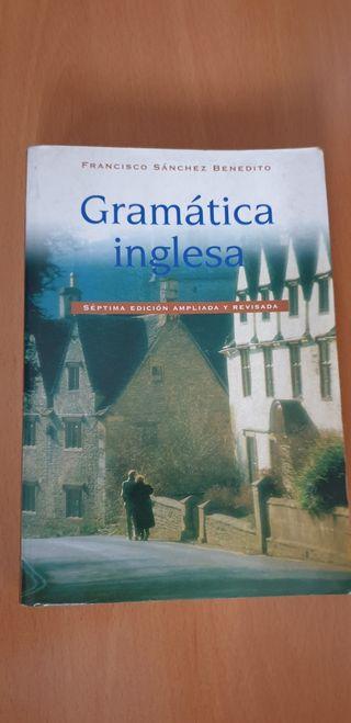 Gramática inglesa Francisco Sanchez