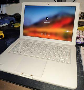 Portátil MacBook C2D con batería nueva
