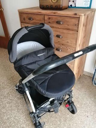 Carrito bebe Streety 3. Bebé confort 0m-15kg