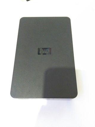 Disco duro WD Externo 1.5TB