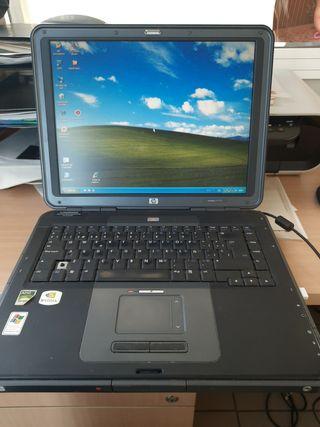Portátil HP compaq nx9105