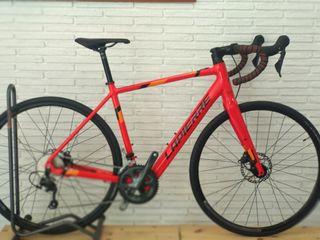 Bicicleta eléctrica de carretera nueva