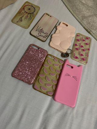 Fundas iPhone 7 Plus .