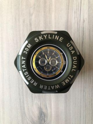 Reloj Skyline a estrenar