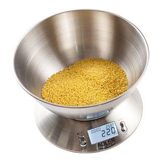 Balanza de bowl de acero Inoxidable