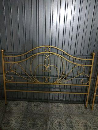 cabezal de forja para cama de 135 y 150