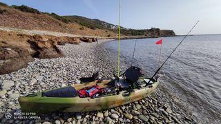 Kayak pedales marlin