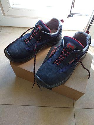 zapatos de trabajar numero 42