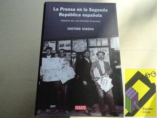 La prensa en la Segunda República española. ...