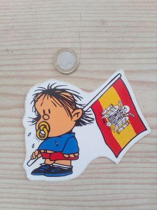 Pegatina Adhesivo Mafalda Guille España