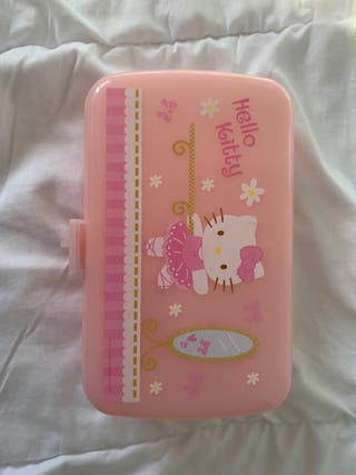 Estuche Hello Kitty