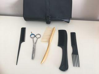 Set peluquería Filarmónica. Profesional