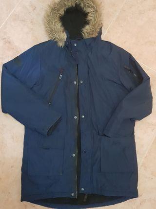 abrigo parka
