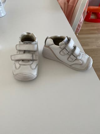 Zapatos BIOMECANICS 24 blanco