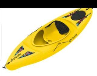 transporte de kayak