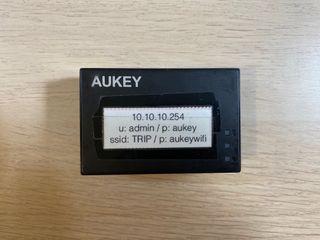 Router wifi portatil + powerbank + lector micro sd