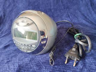 Radio reloj despertador MX Onda