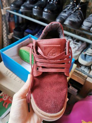 zapatillas anchas