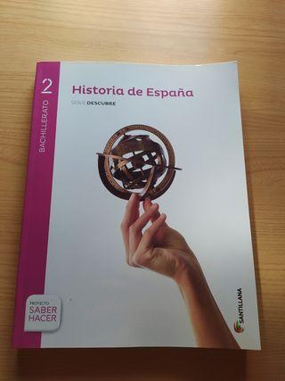 Historia de España 2°Bachillerato