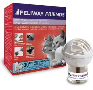 Feliway friends gatos