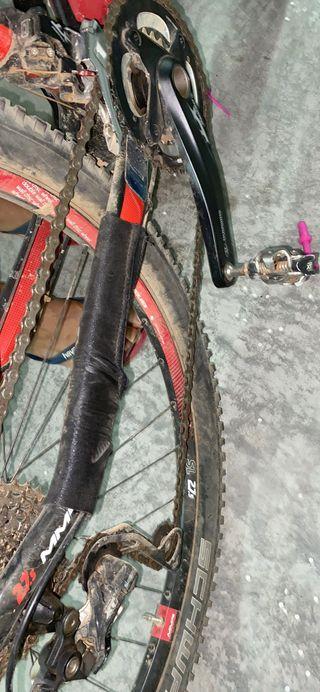 Bicicleta montaña MMR Rakish 27.5