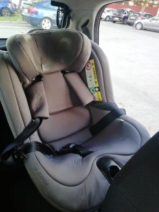 silla coche grupo 0+ y 1 be cool nodo