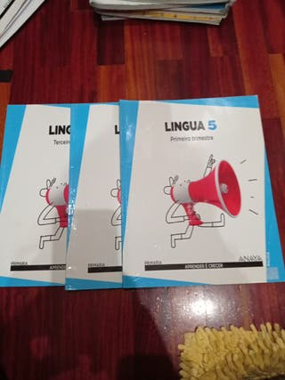 lingua 5°primaria Anaya