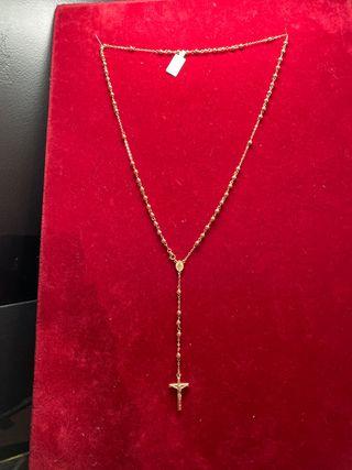 rosario de oro e ley